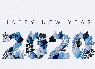 NEW YEAR ECARDS
