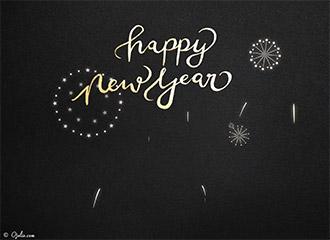 festive new year